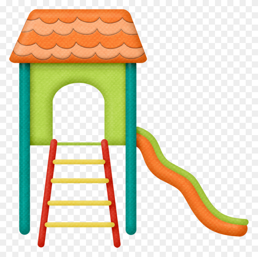 Playground Clip Art Free Cliparts - Playground Clipart