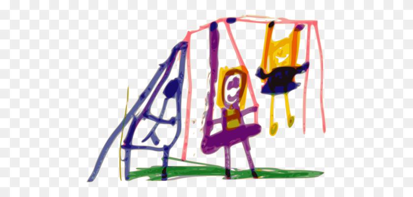 Playground Slide Child Water Slide Computer Icons - Preschool Clip Art Free