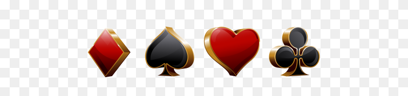 Playing Cards Suits Png Clipart Playing Cards - Poker Cards PNG