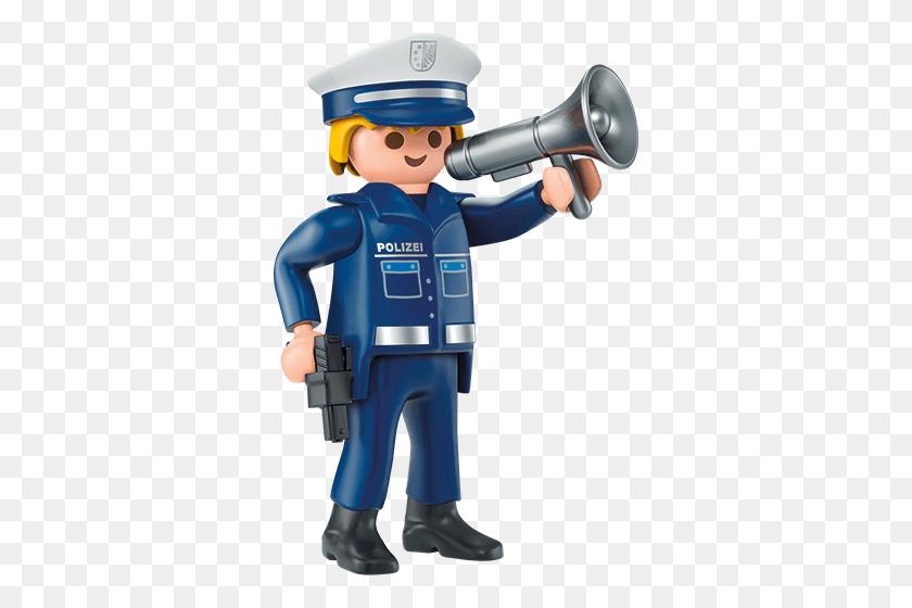 Playmobil Policeman Transparent Png - Policeman PNG