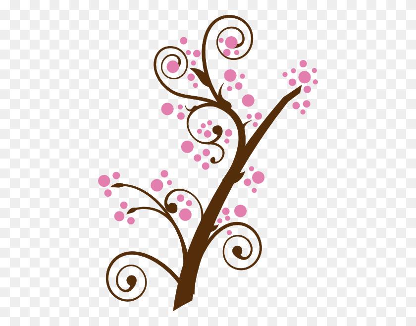 Plum Blossom Tree Png, Clip Art For Web - Plum Clipart