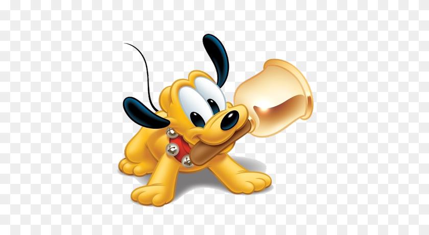 Pluto The Dog Clip Art - Pluto Clipart