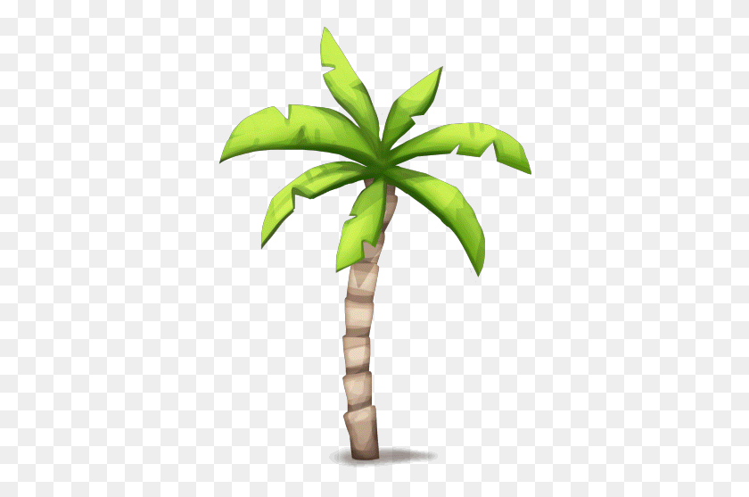 Png Coconut Tree Transparent Coconut Tree Images - Palm Tree PNG