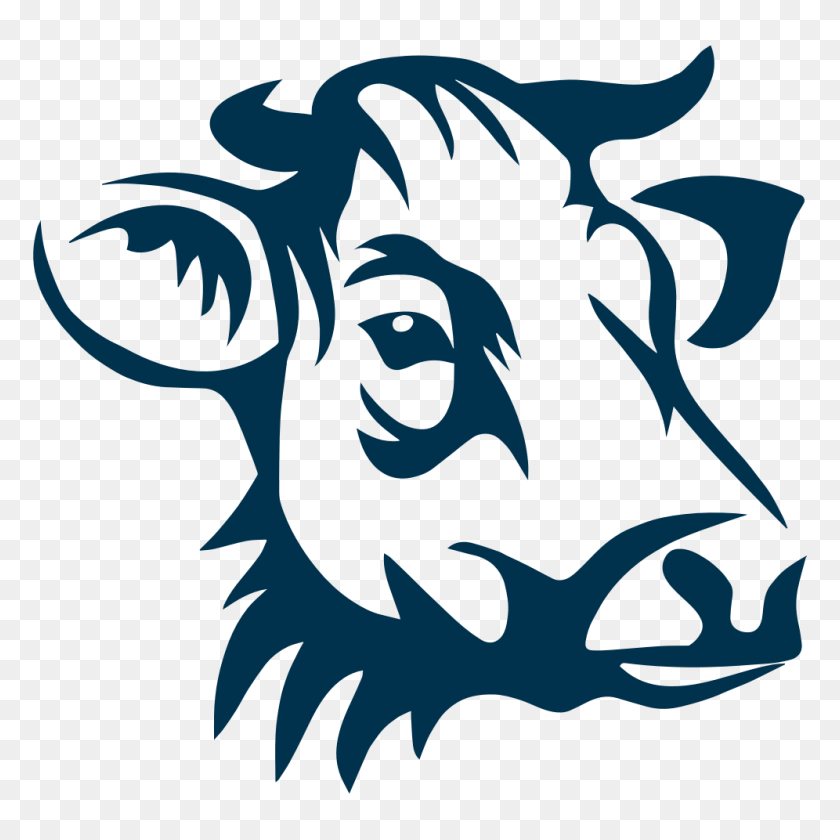 Png Cow Head Transparent Cow Head Images - Cow Head Clipart
