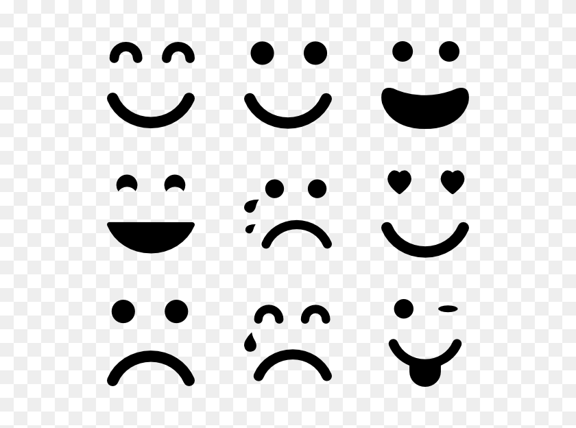 Png Emotions Faces Transparent Emotions Faces Images - Faces PNG