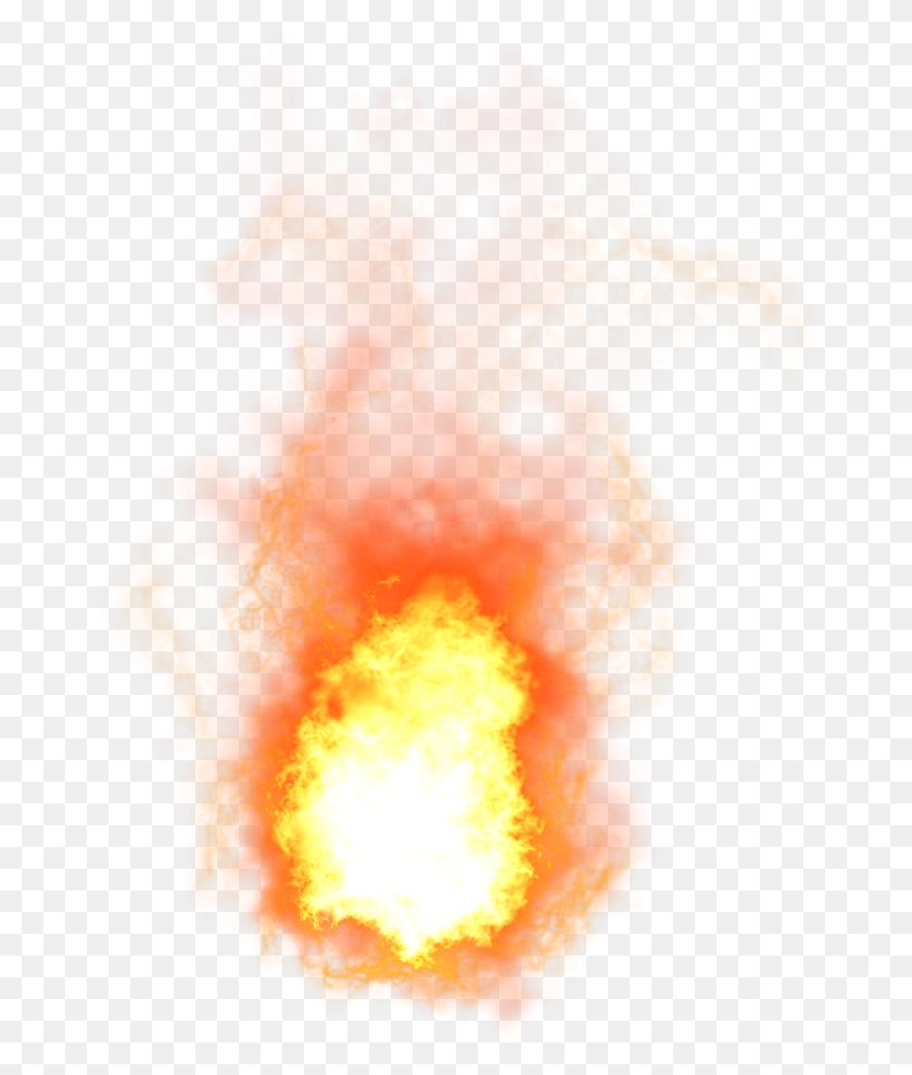 Png Fire Element, Fire - Shining Light PNG