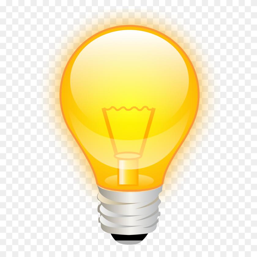 Png Hd Light Bulb Transparent Hd Light Bulb Images - Glow Light PNG