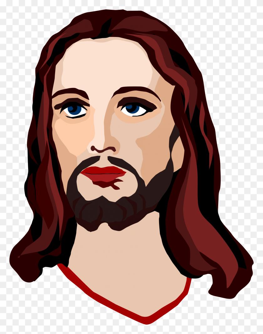 Png Jesus Face Transparent Jesus Face Images - Jesus Face PNG