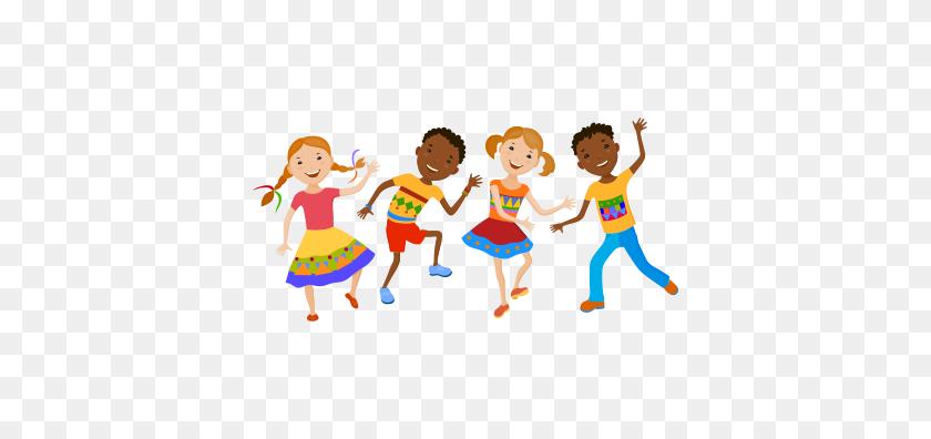 Png Kids Dancing Transparent Kids Dancing Images - Dance PNG