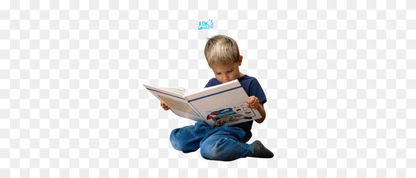 Png Kids Reading Transparent Kids Reading Images - Reading PNG