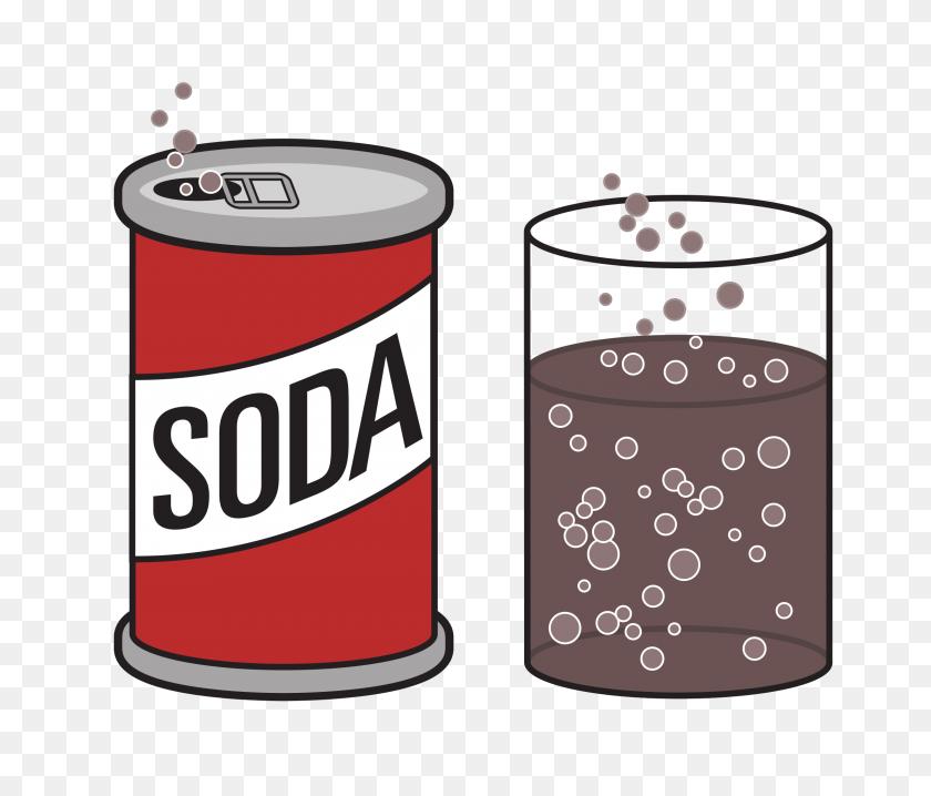 Png Soda Transparent Soda Images - Soda Can PNG