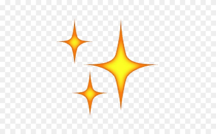 Png Stars Cute Cool Emoji Tumbrl Like Followback Follow - Gold Stars PNG