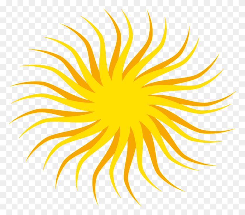 Png Sun Rays Transparent Sun Rays Images - Real Sun PNG