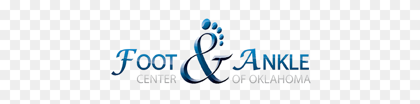 Podiatrist In Oklahoma City Foot Ankle Center Of Oklahoma - Oklahoma Logo PNG