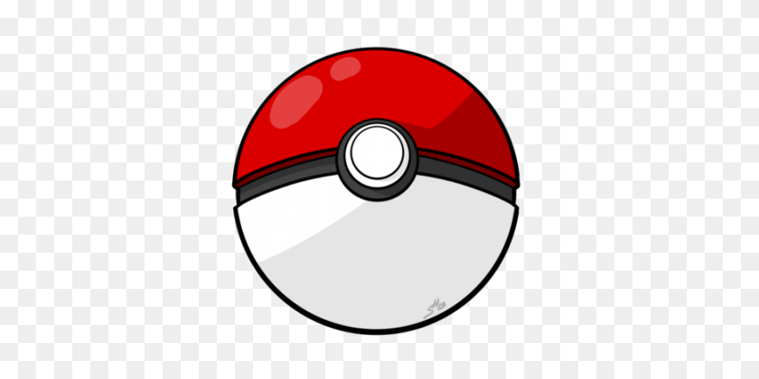 Pokeball - Pokemon Ball Clipart