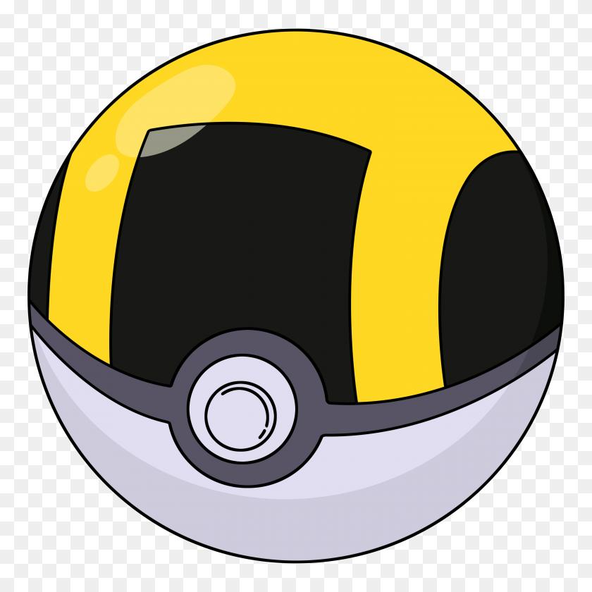 Pokeball Clipart Golden - Pokemon Ball Clipart
