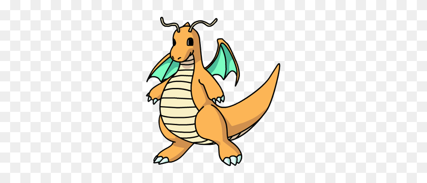 Pokemon Dragonite Png Png Image - Dragonite PNG