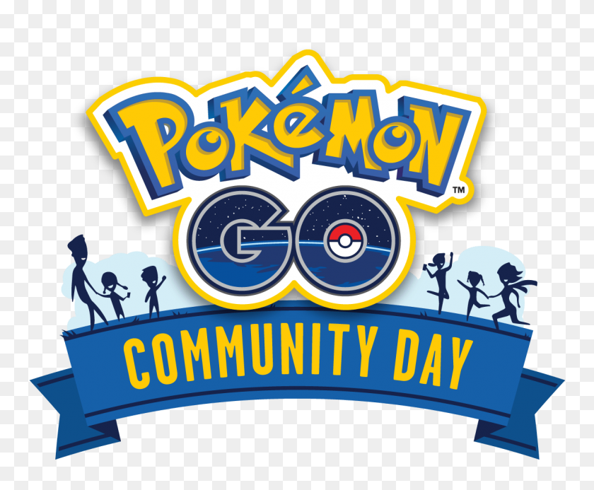 Pokemon Go Community Day Event - Pokemon Go Logo PNG