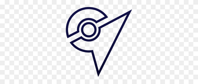 Pokemon Go Gym Logo Vector - Pokemon Go Logo PNG