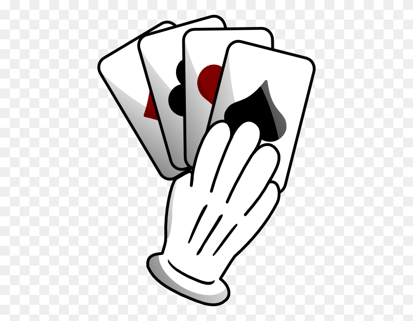 Poker Clip Art Four Aces Poker Cards Clip Art - Poker Clip Art