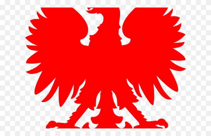 Poland Clipart - Polish Flag Clipart