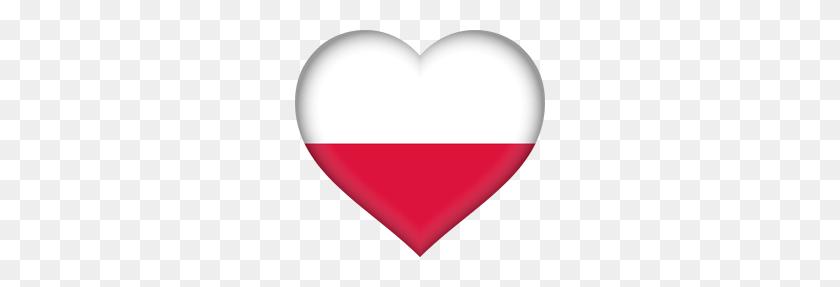 250x227 Poland Flag Image - Polish Flag Clipart