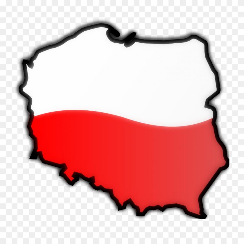 Poland Free Vector - Polish Flag Clipart