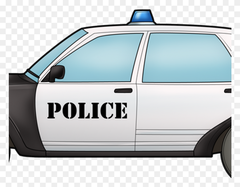 1025x783 Police Car Clipart Done Police Car Clip Art Clipart - Police Car Clipart