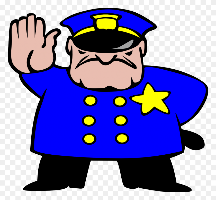 Police Clip Art - Mage Clipart