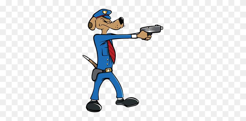 Police Dog's Police, Police Dogs - Police Dog Clipart