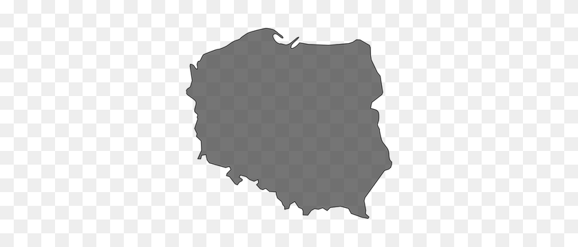 Polish Falcon Clip Art - Polish Flag Clipart