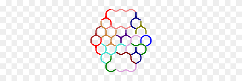 Polytwigs - Hex Grid PNG – Stunning free transparent png