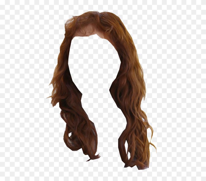 500x678 Polyvore Png Tumblr - Long Hair PNG