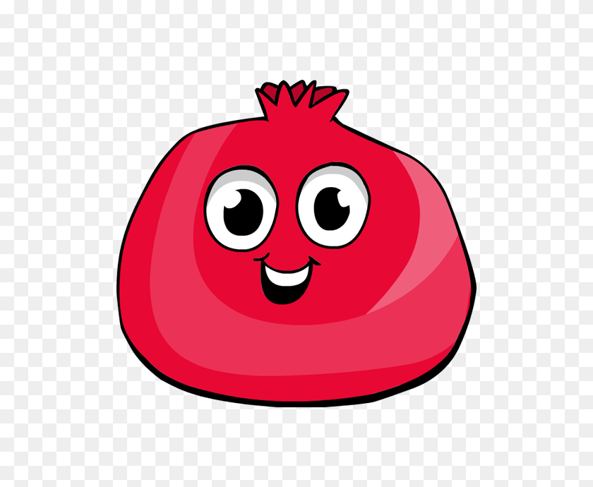 600x630 Pomegranate - Lost And Found Clipart