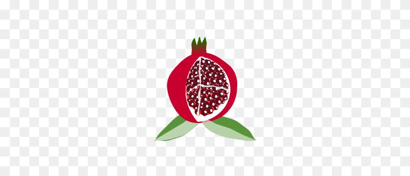 Pomegranate Clipart - Pomegranate Clipart