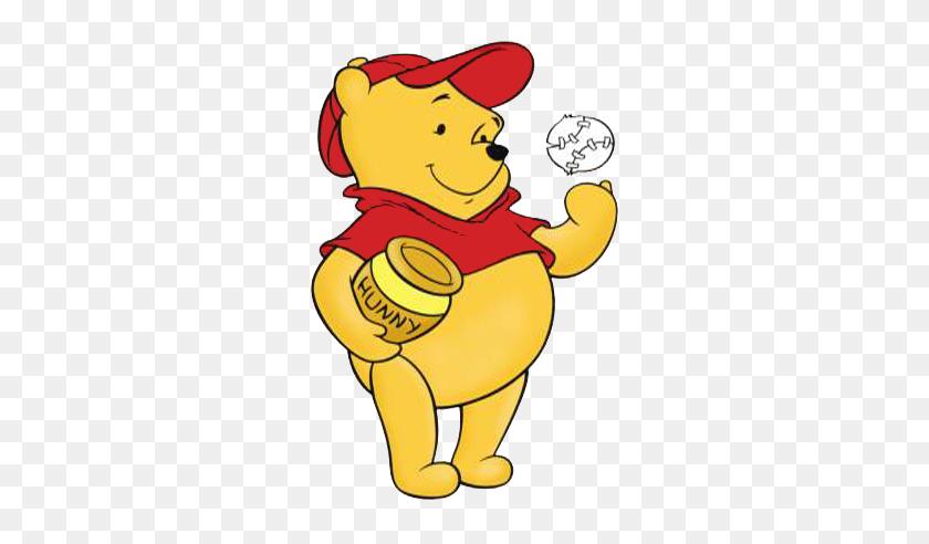 Pooh Bear Clip Art - Mater Clipart