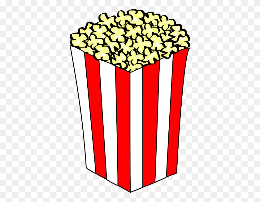 Popcorn Kernel Border - Prejudice Clipart