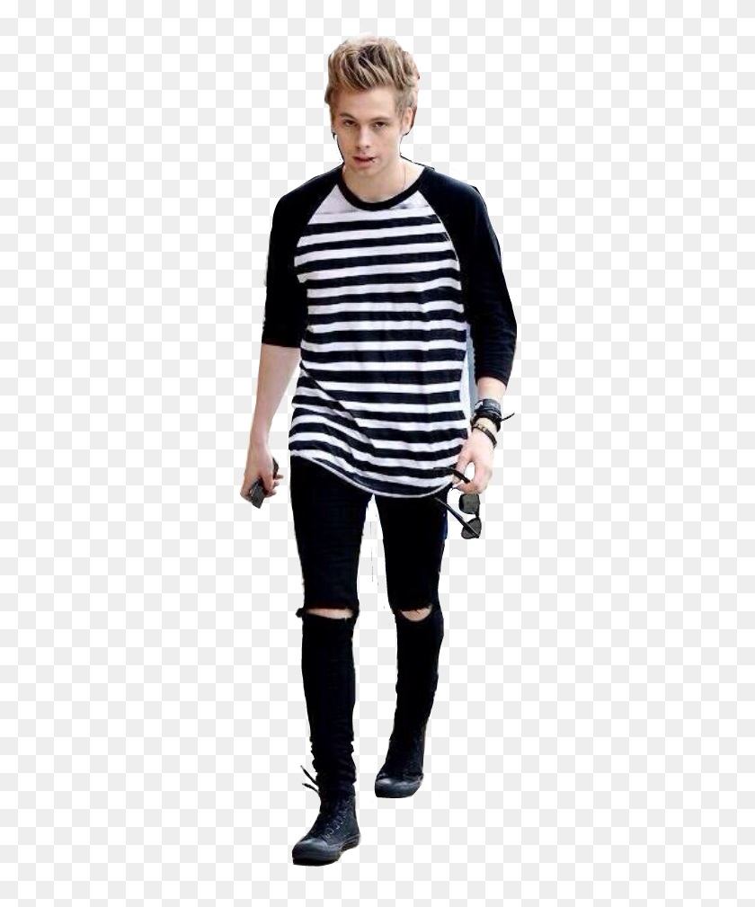Popular And Trending Luke Robert Hemmings Stickers - Luke Hemmings PNG