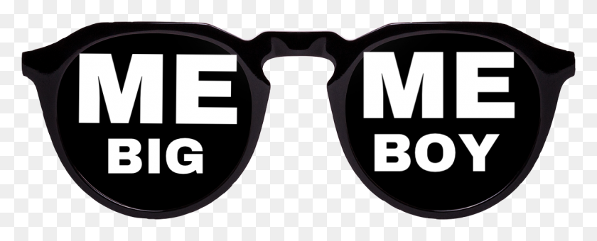 Popular And Trending Memebigboy Stickers - Meme Sunglasses PNG