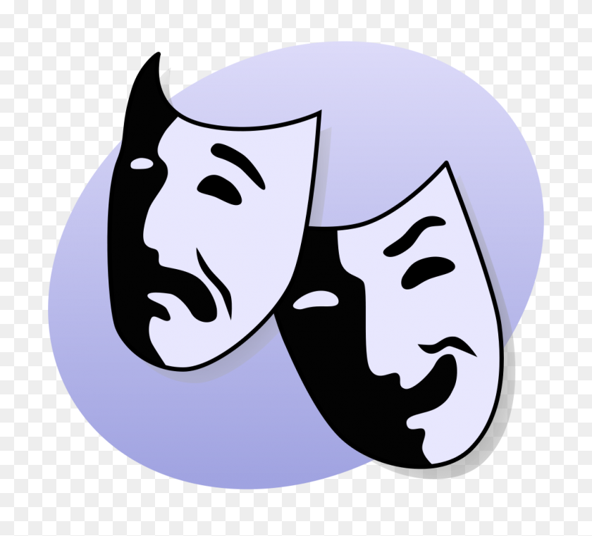 Popular Items For Theater Masks On Etsy - Mean Teacher Clipart