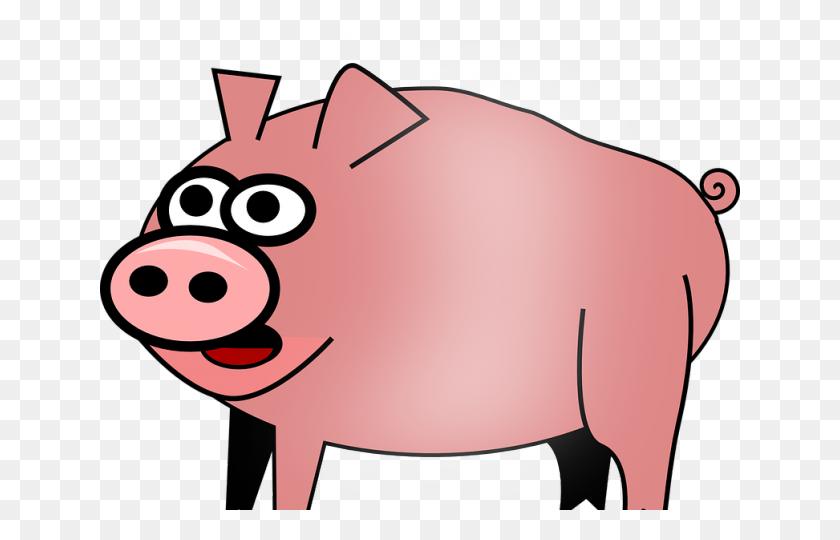 Pork Clipart Pig Mud - Pig In Mud Clipart
