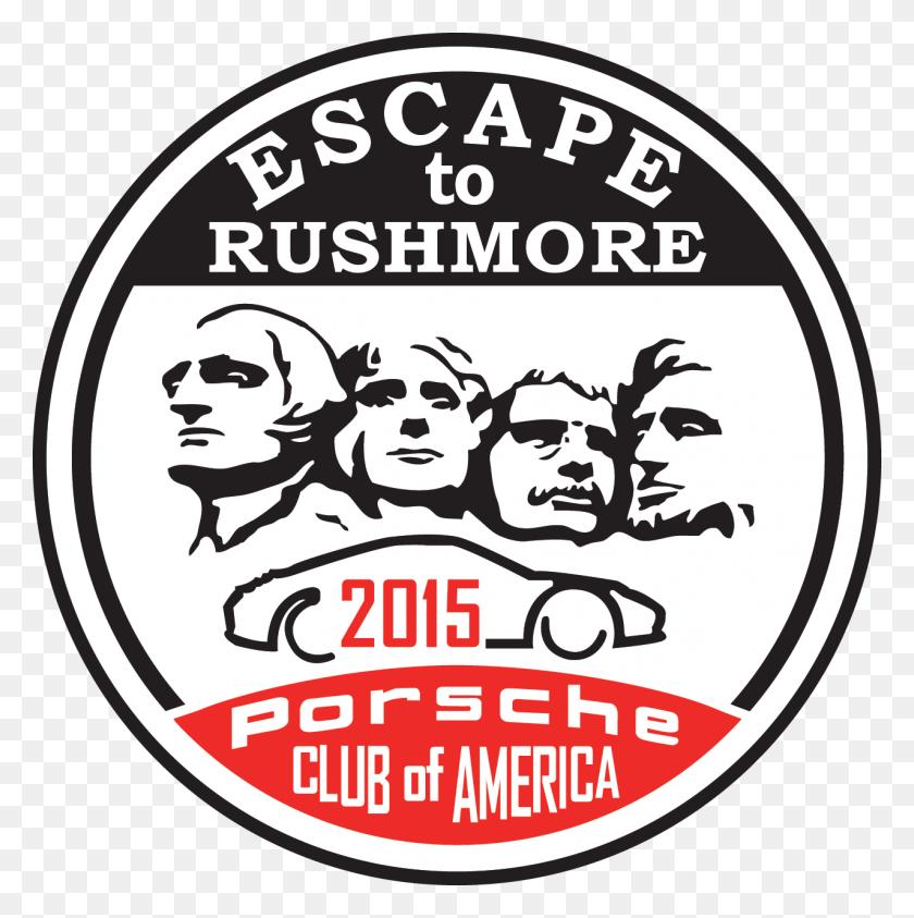 Porsche Escape Logo Carrera Region Porsche Club Of America - Porsche Logo PNG
