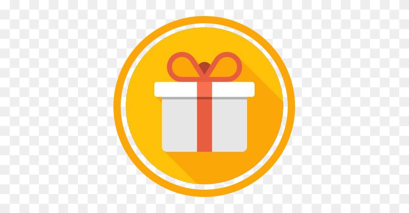Posted Gift Voucher Chameleon Restaurant - Gift Icon PNG