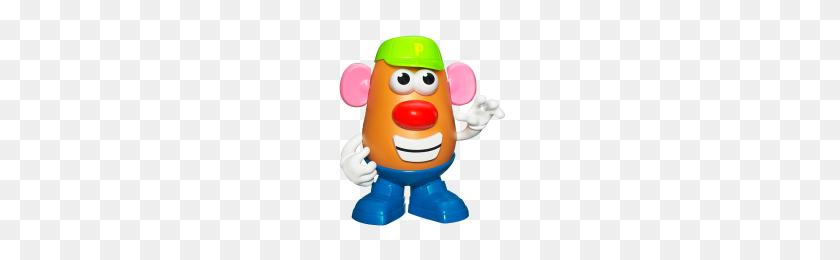 Potato Head Pedi Center For Therapy - Mr Potato Head PNG