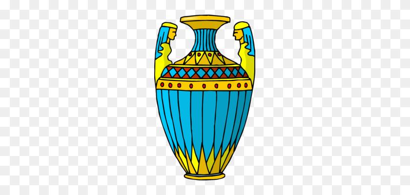 Pottery Ceramic Art Potter's Wheel Vase - Pottery Clipart