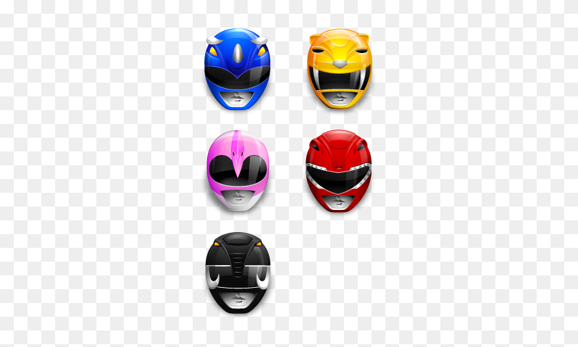 Power Rangers - Power Rangers Logo PNG