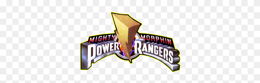 Power Rangers Power Rangers - Power Rangers Logo PNG