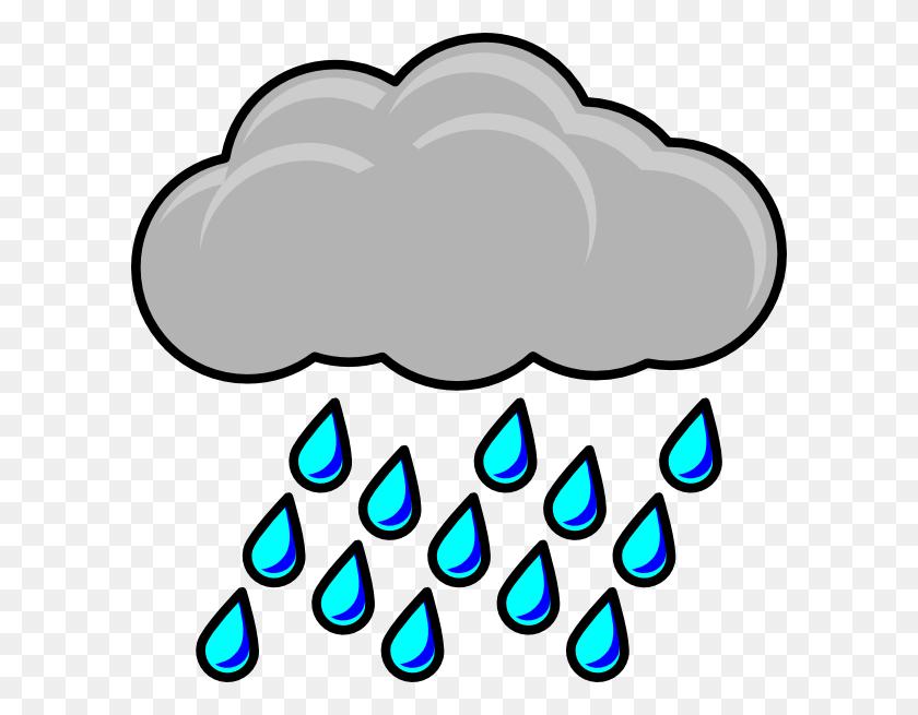 Precipitation Clipart - Runoff Clipart
