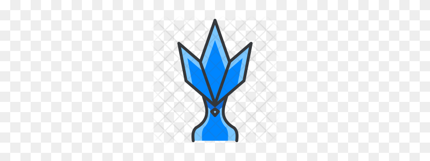 256x256 Premium Articuno Icon Download Png - Articuno PNG