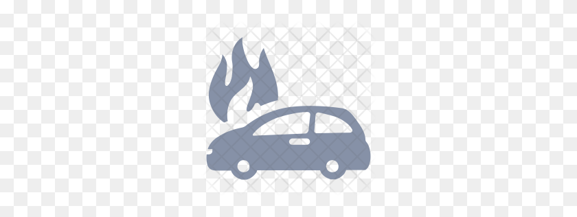 Premium Auto Crash Icon Download Png - Car Crash PNG